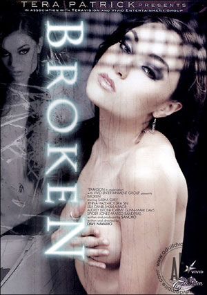 Broken DVD Sasha Grey