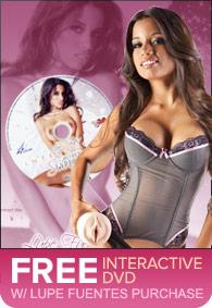 Lupe Fuentes Free Fleshlight DVD