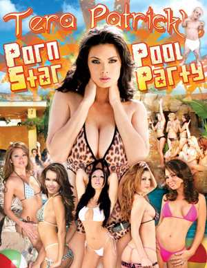 Tera Patrick's Porn Star Pool Party DVD