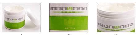 ironwood erection cream