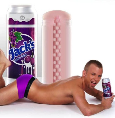 Jacks Soda Grape