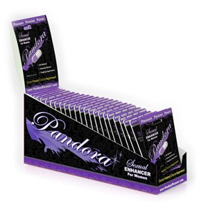 Pandora Female Sexual Enhancer 24-Count Pack 1