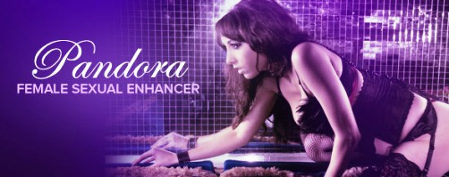 Pandora Female Sexual Enhancer 24-Count Pack
