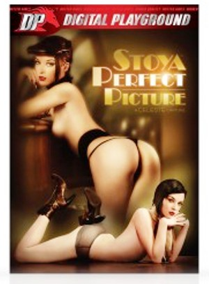 Stoya Perfect Picture DVD