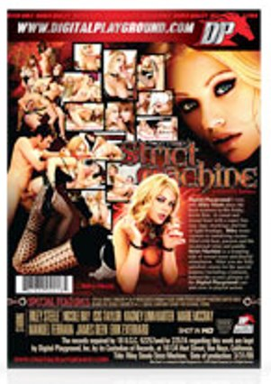 Strict Machine DVD